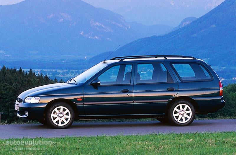 ESCORT 1995-2000 STW – Ford Doðuþ Otomotiv